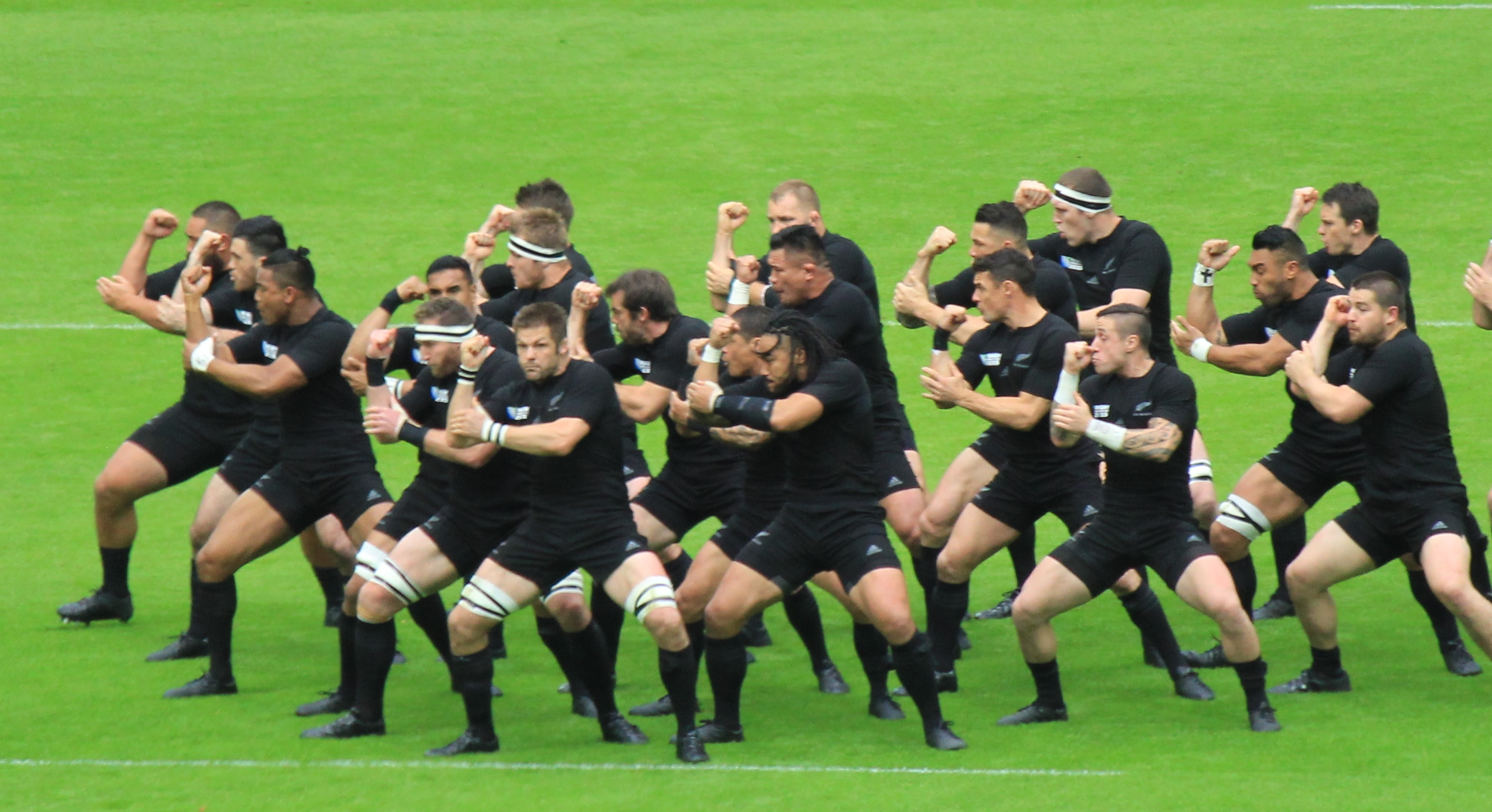LET'S HAKA!!! / Smiley