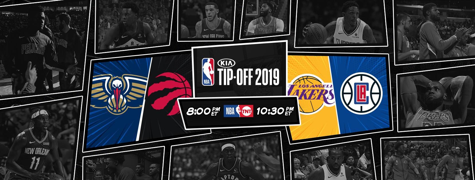 פותחים עונה ב-NBA – ליל המשחקים הראשון לעונה והמקום לבלוג החי עד 8 בבוקר! / Smiley
